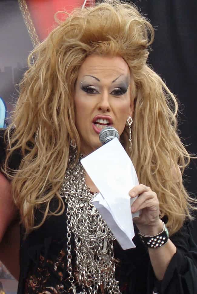 Chi Chi LaRue is listed (or ranked) 4 on the list Famous Male Drag Queens