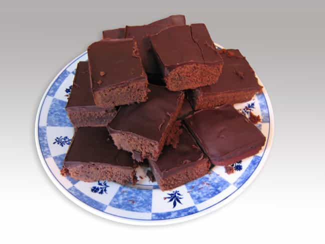 Chocolate brownie is listed (or ranked) 2 on the list The Best Chocolate Products