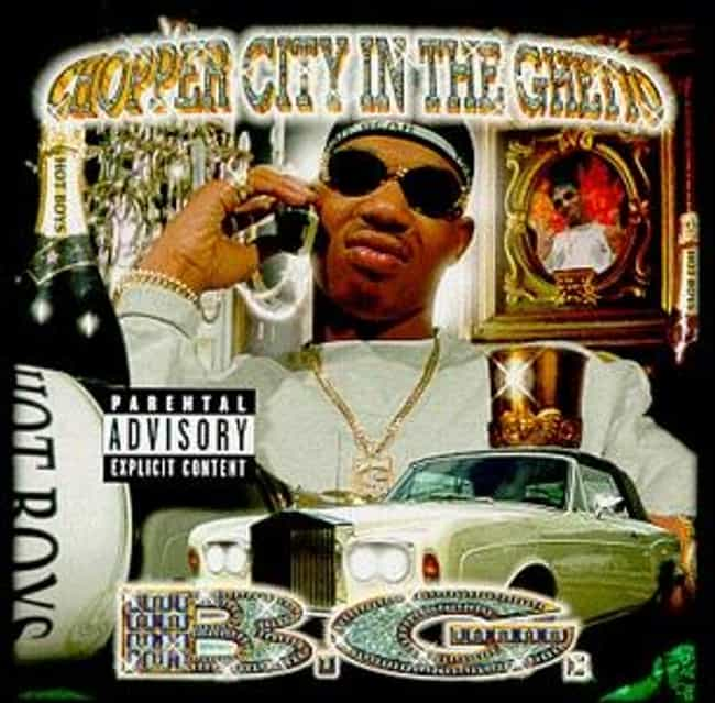 Chopper City in the Ghet... is listed (or ranked) 1 on the list The Best B.G. Albums of All Time