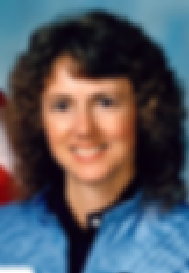 Christa McAuliffe is listed (or ranked) 2 on the list Famous Bowie State University Alumni