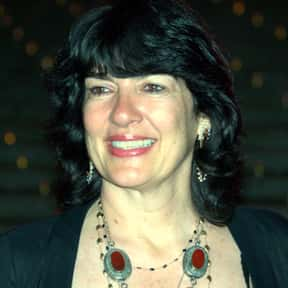 Christiane Amanpour is listed (or ranked) 9 on the list Famous Actors from Iran