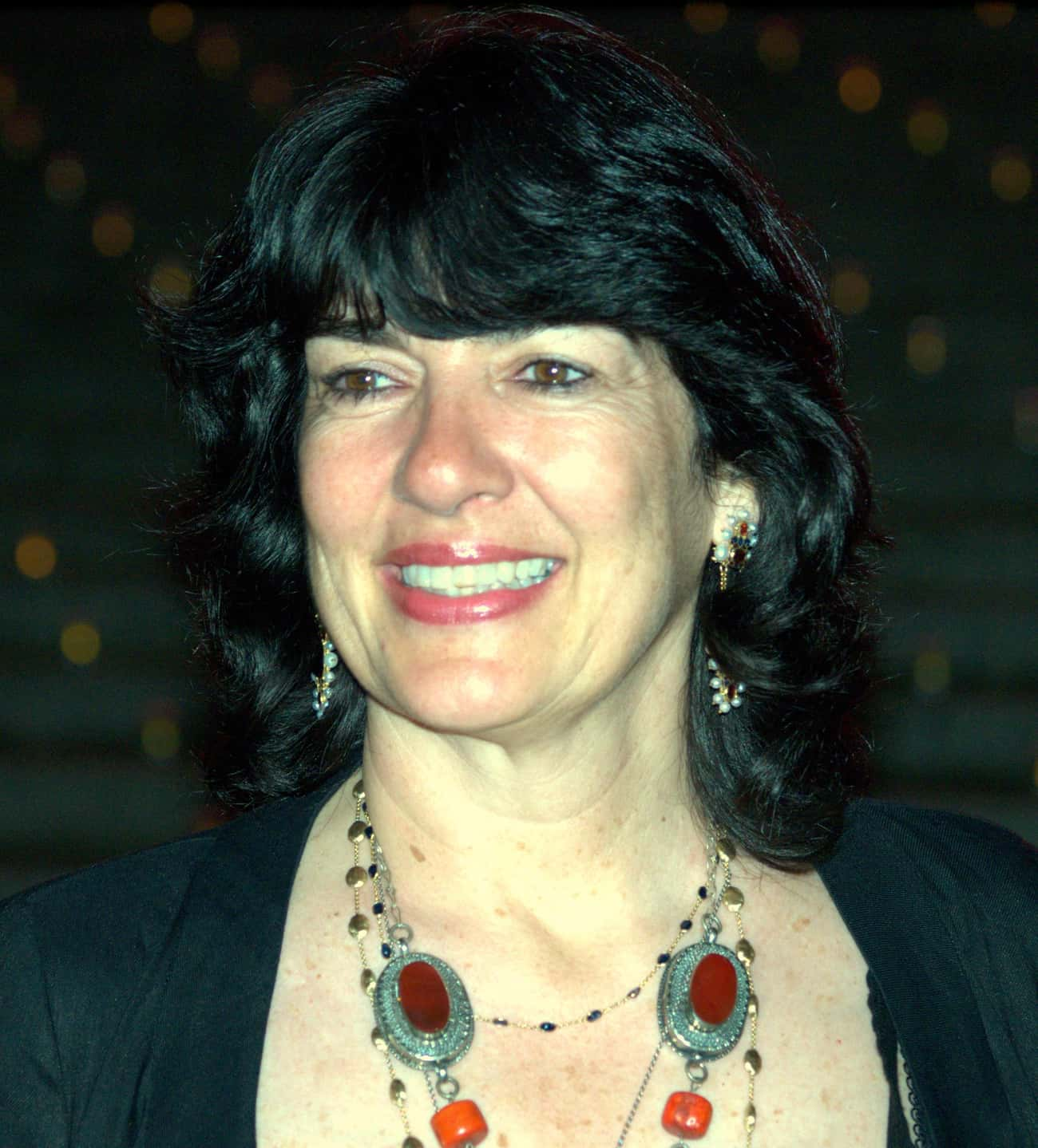 Christiane Amanpour is listed (or ranked) 1 on the list 16 Celebrities Who Divorced After Age 60