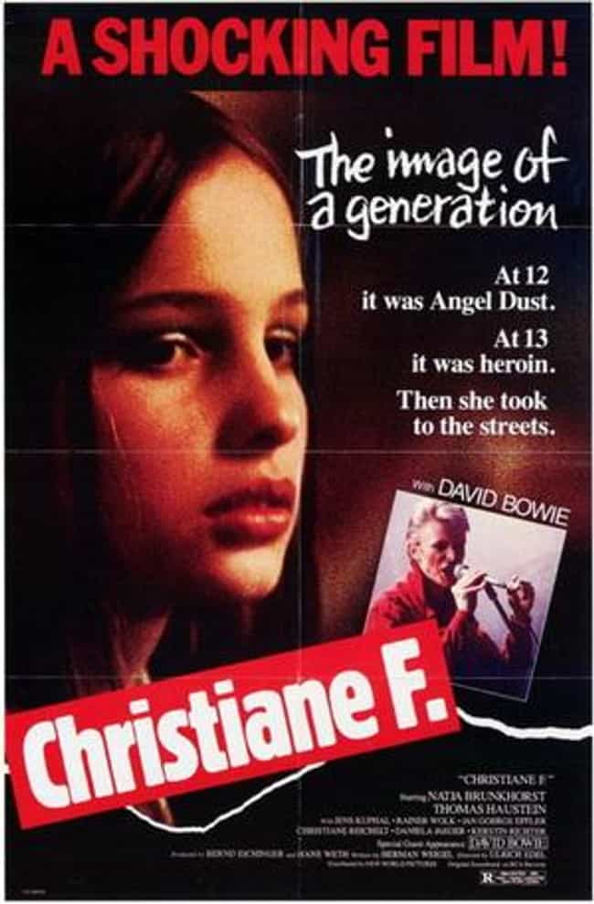 Christiane F. – We Children fr... is listed (or ranked) 2 on the list The Best Movies and TV Shows About Heroin Addiction