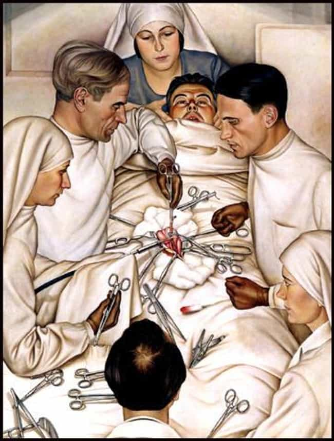 Christian Schad is listed (or ranked) 3 on the list Famous New Objectivity Artists