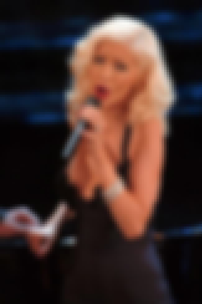 Christina Aguilera is listed (or ranked) 2 on the list 12 Celebrities Who Turned Down The Simpsons