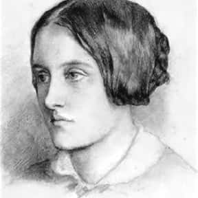 Christina Rossetti is listed (or ranked) 12 on the list Famous People Named Christina