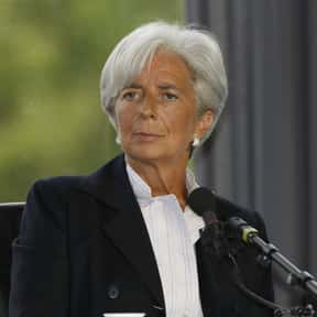 Christine Lagarde is listed (or ranked) 2 on the list Who Should Be TIME Magazine's Person of the Year 2015?