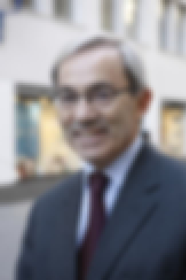 Christopher A. Pissarides is listed (or ranked) 3 on the list Nobel Prize in Economics Winners List