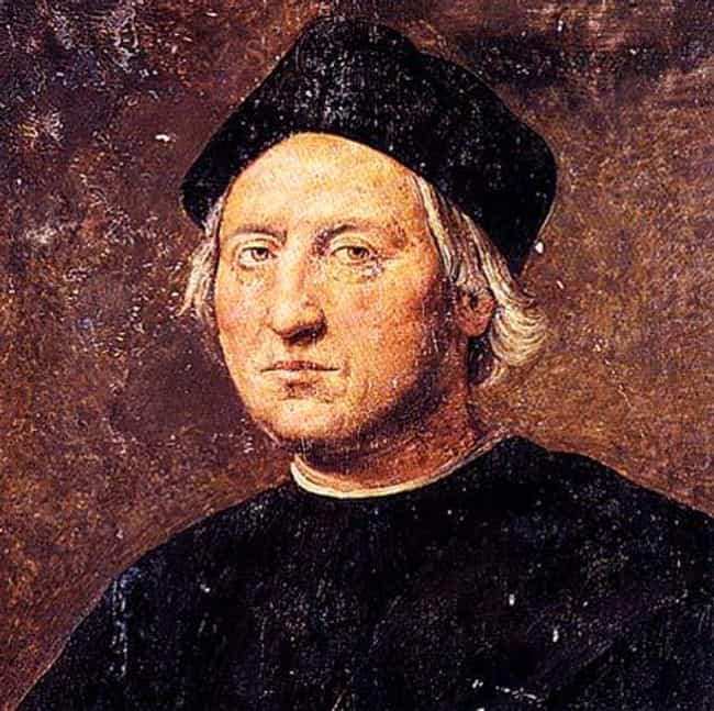 Christopher Columbus is listed (or ranked) 3 on the list Celebrities Born On Halloween