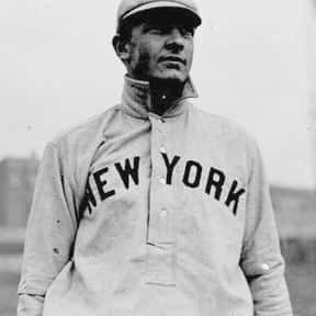 Christy Mathewson is listed (or ranked) 11 on the list The Greatest Baseball Players Of All Time