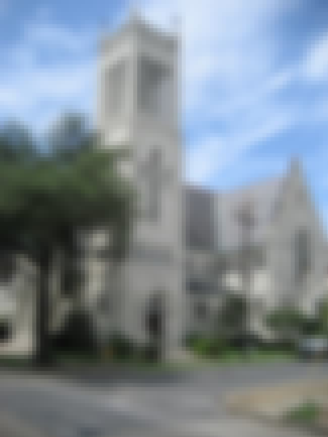 Christ Church Cathedral is listed (or ranked) 3 on the list List of James Gallier Architecture
