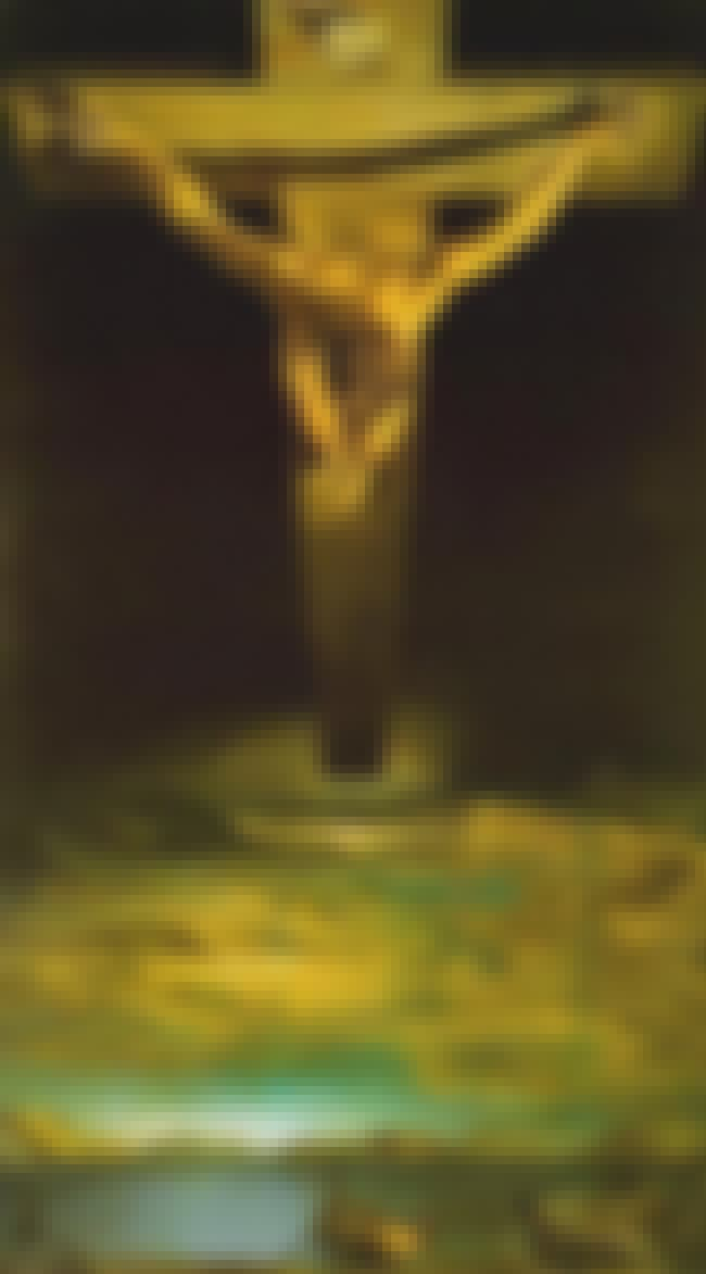 Christ of Saint John of the Cr... is listed (or ranked) 3 on the list Famous Surrealism Paintings