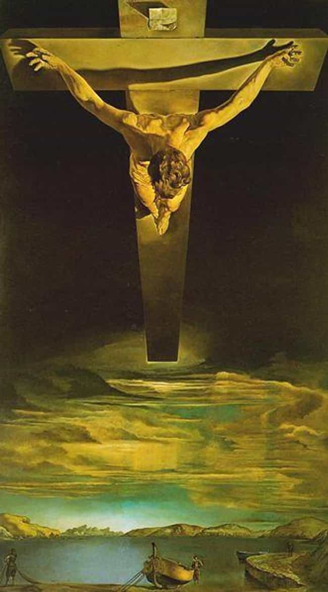 Christ of Saint John of ... is listed (or ranked) 4 on the list Famous Surrealism Artwork