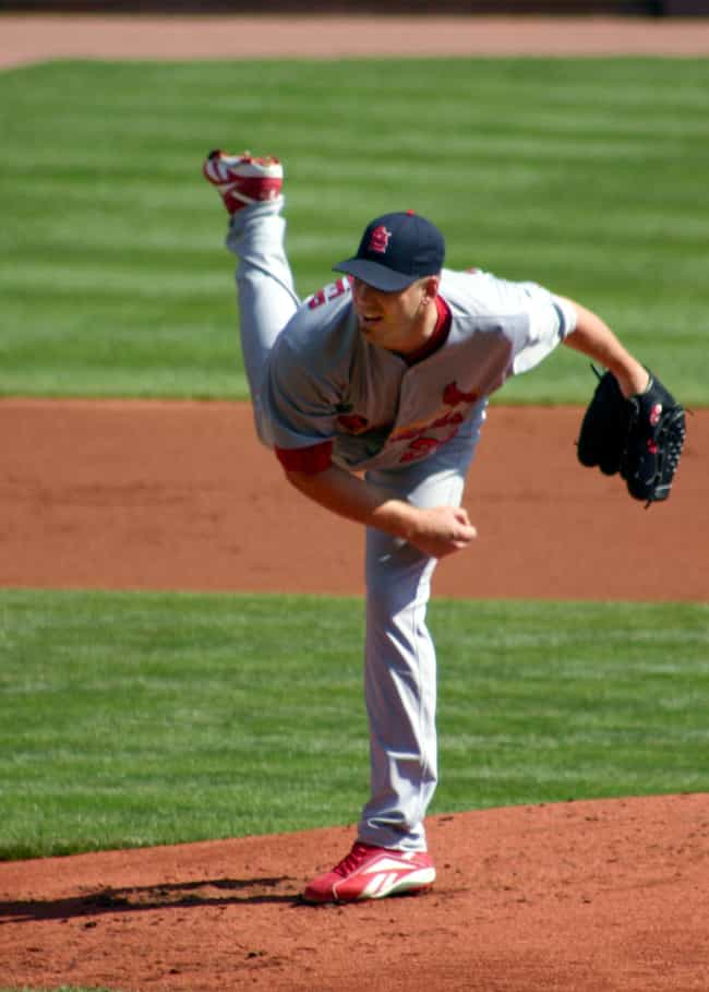 Chris Carpenter is listed (or ranked) 4 on the list Famous Trinity High School Alumni