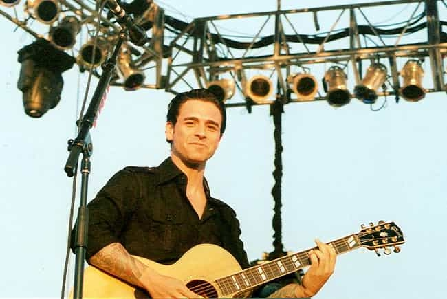 Chris Carrabba is listed (or ranked) 3 on the list Famous Guitarists from Connecticut