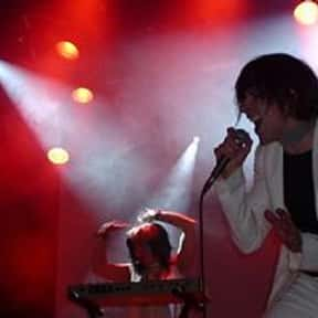 IAMX is listed (or ranked) 25 on the list The Best Dark Cabaret Singers