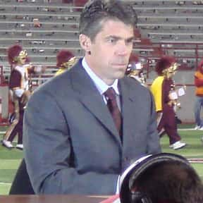 Chris Fowler is listed (or ranked) 11 on the list Famous People From Colorado