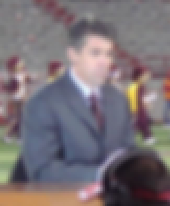 Chris Fowler is listed (or ranked) 15 on the list Famous Male Sportscasters