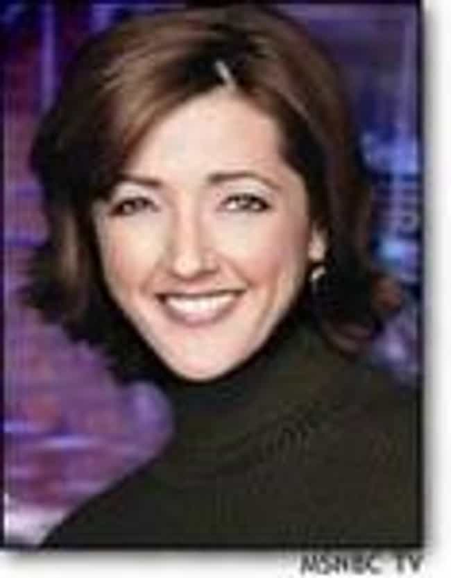 Chris Jansing is listed (or ranked) 4 on the list The Top MSNBC Employees