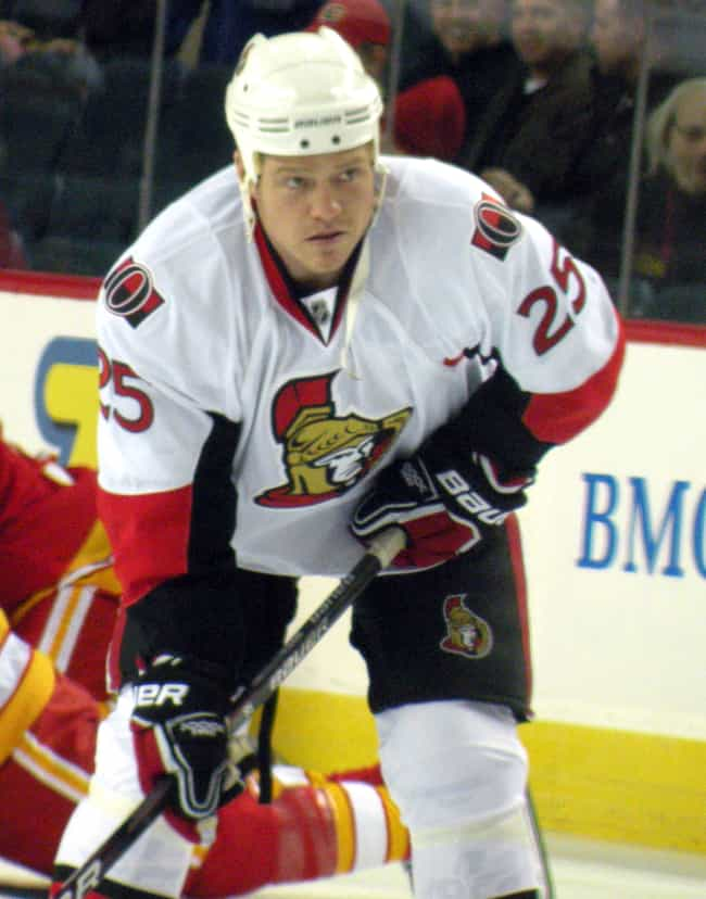 Chris Neil is listed (or ranked) 8 on the list Famous People Born in 1979
