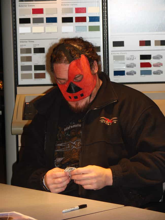 Abyss is listed (or ranked) 1 on the list The Top Total Nonstop Action Wrestling Employees
