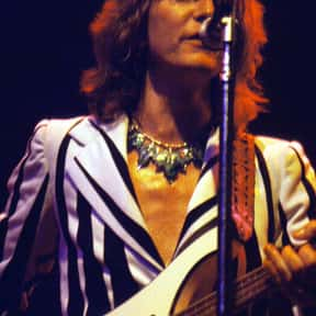 Chris Squire is listed (or ranked) 7 on the list The Best Rock Bass Player of the 1970s