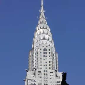 Chrysler Building is listed (or ranked) 9 on the list The Top Must-See Attractions in New York