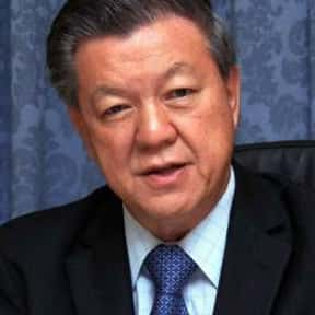 Chua Soi Lek is listed (or ranked) 23 on the list Famous Politicians from China