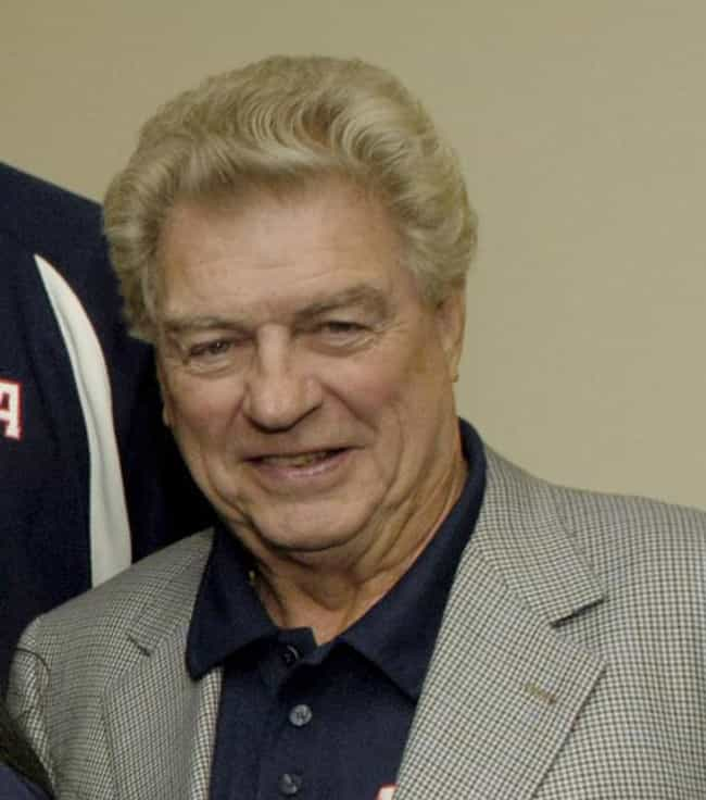 Chuck Daly is listed (or ranked) 1 on the list Dennis Rodman's Strangest Friends