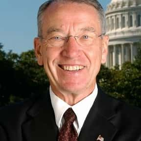 Chuck Grassley is listed (or ranked) 3 on the list The Current Presidential Line of Succession