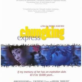 Chungking Express is listed (or ranked) 12 on the list The Online Film Critics Society's Top Overlooked Films '90