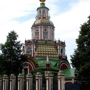 Church of St. John the Warrior is listed (or ranked) 24 on the list Famous Baroque Architecture Buildings