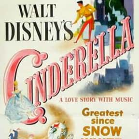 Cinderella is listed (or ranked) 17 on the list Disney Movies with the Best Soundtracks, Ranked