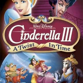Cinderella III: A Twist in Tim is listed (or ranked) 15 on the list The Best Cinderella Movies