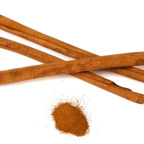 Cinnamon is listed (or ranked) 20 on the list The Best Foods to Eat Before a Workout