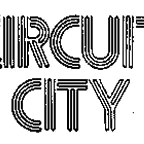 Circuit City is listed (or ranked) 9 on the list Companies Headquartered in Virginia