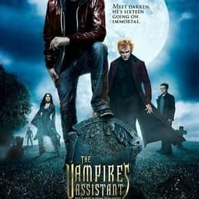 Cirque du Freak: The Vampire's is listed (or ranked) 13 on the list The Best 2000s Vampire Movies