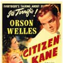 Citizen Kane is listed (or ranked) 25 on the list The Best Movies of All Time