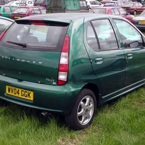 Rover CityRover is listed (or ranked) 24 on the list The Worst Cars Ever Made