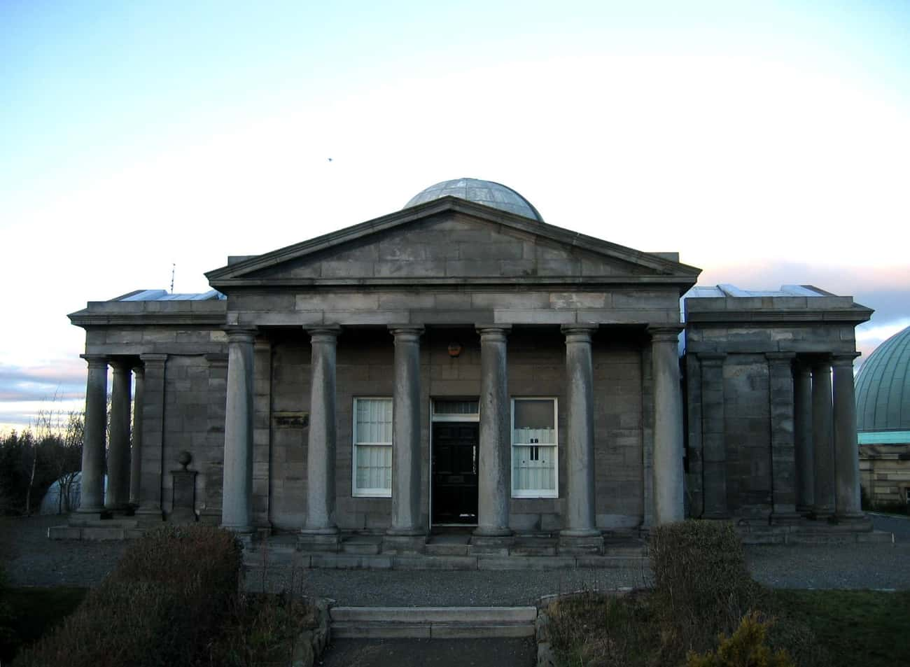 City Observatory is listed (or ranked) 3 on the list List of Famous Edinburgh Buildings & Structures