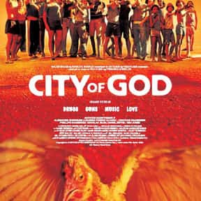 City of God is listed (or ranked) 15 on the list The Best Action Movies to Watch on Uppers