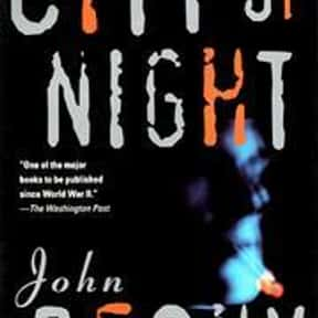 City of Night is listed (or ranked) 11 on the list The Best Selling Novels of the 1960s