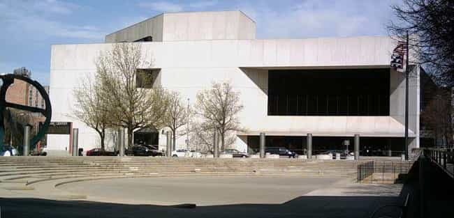 Civic Center of Greater ... is listed (or ranked) 4 on the list List of Famous Des Moines Buildings & Structures