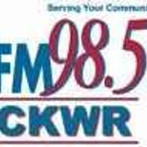 CKWR-FM is listed (or ranked) 4 on the list Adult Standards Radio Stations and Networks