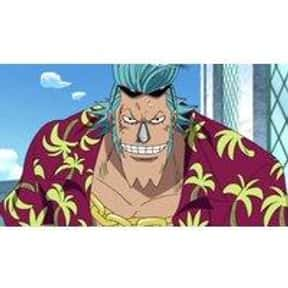Franky is listed (or ranked) 21 on the list Every One Piece Character, Ranked Best to Worst