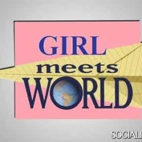 Girl Meets World is listed (or ranked) 20 on the list The Best Teen Sitcoms of All Time