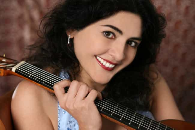 Lily Afshar is listed (or ranked) 2 on the list Famous Guitarists from Iran
