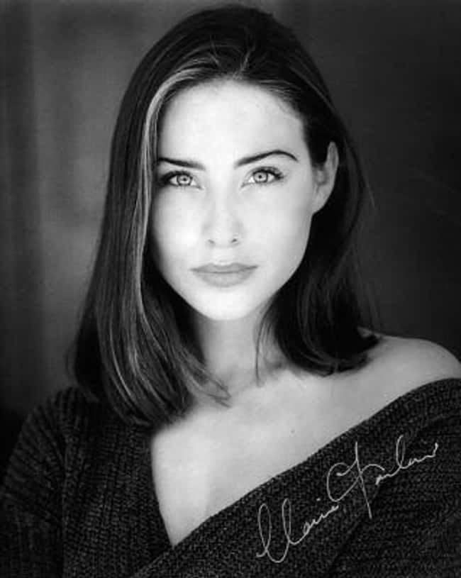 Claire Forlani is listed (or ranked) 48 on the list The Most Captivating Celebrity Eyes (Women)