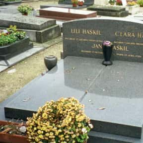 Clara Haskil is listed (or ranked) 5 on the list Famous People Named Clara