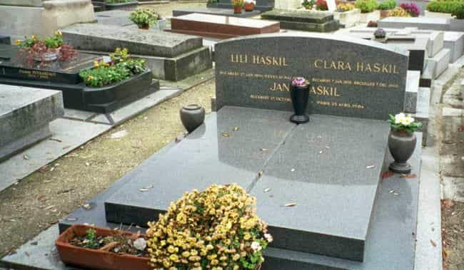 Clara Haskil is listed (or ranked) 1 on the list Famous Pianists from Switzerland